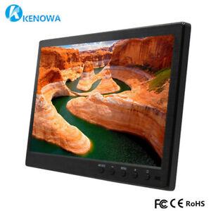 10.1 inch Portable Monitor Display 1366x768 HDMI VGA AV for Raspberry Pi xbox360