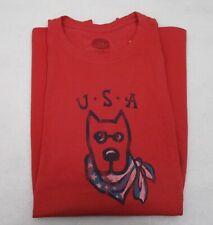 Men's Life is Good T Shirt USA XL