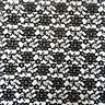 """Raschel Lace Fabric FREE SHIPPING 60"""" Wide Polyester French Floral by the yard"""