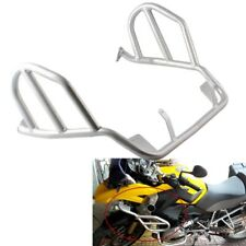 Fit BMW R1200GS 2004 05 06 07 08 09 12 Upper Crash Bar Guard Protection Silver