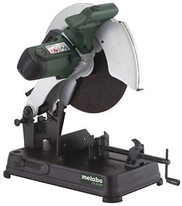 Metabo CS 23-355 240V Metal Chop Saw inc. 1 Cutting Disc