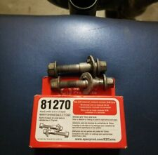 Specialty SPC Peformance 81270 EZ Cam 15mm Adjustable Camber Bolts +/-1.75 deg.