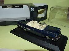 CHRYSLER  300 E 1959 Bleu Foncé  NEW RAY