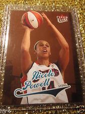 Nicole Powell 2004 WNBA Fleer Ultra #93 Rookie Sacramento Monarchs