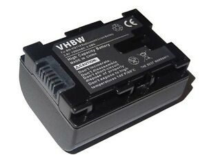 caricabatteria casa//auto per Jvc GZ-MG50AG,GZ-MG50E,GZ-MG57 Batteria Patona