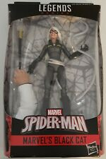 Marvel Legends Black Cat BAF Kingpin