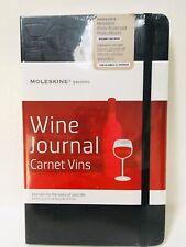 Moleskine Passions Wine Journal Carnet Vins