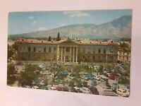 National Palace of El Salvador Vintage Postcard