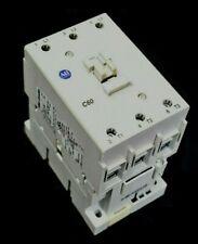 Allen Bradley Contactor 100-C60*00 Series B, 3-Pole 120 VAC Coil