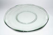 WAGENFELD BAUHAUS VLG GLASPLATTE Teller Platte glass Rautenmarke 30er 30s