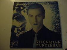 Riechmann – Wunderbar - Sky Records – sky 017 -  LP Vinyl