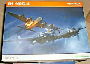 Eduard: Messerschmitt Bf-110G-4 Nachtjäger; Maßstab 1/48; Ansehen!!! Top!!!