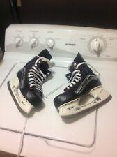 Bauer Vapor X300 Ice Hockey Skates Junior Size 4R Tuuk Lightspeed Pro