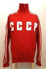 Adidas CCCP Soviet Union Russia Rare Retro Vintage Track Jacket S / Football