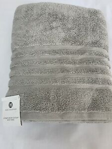 NEW Hotel Collection Ultimate MicroCotton®  Bath Towel Vapor Grey