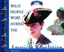What People Wore During the American Revolution (Clothing, Costumes, and Uniform