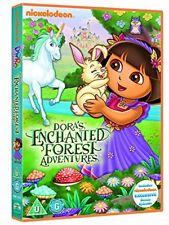 Dora The Explorer Dora's Enchanted Forest Adventures 5014437155139 DVD