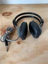 Archer Dynamic Headphones 8 Ohm Japan Excellent Condition Untested