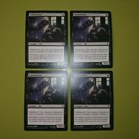 Typhoid Rats x4 Conspiracy 4x Playset Magic the Gathering MTG