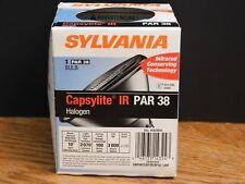 Sylvania Capsylite Halogen IR PAR 38 Flood Light Bulb 100w 2070 Lumen CP381SY3