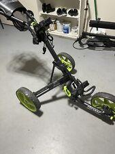 clicgear Golf push cart 3.5+