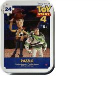 Disney TOY STORY 4, 24 piece jigsaw puzzle in Collector Tin
