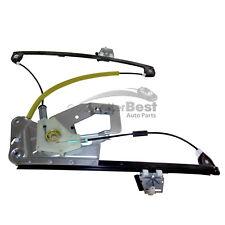 One New MTC Window Regulator Front Left 1712 51338252393 for BMW