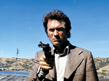 MAGNUM FORCE CLINT EASTWOOD AS DIRTY HARRY WITH .44 MAGNUM PHOTO