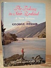 FLY FISHING IN NEW ZEALAND A NEW EDITION Ferris Wet Fly Dry Fly Trout Rod Reel