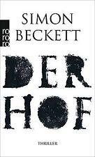 Der Hof von Beckett, Simon   Buch   Zustand gut