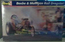 Revell FACTORY SEALED BEEBE & MULLIGAN FRONT ENGINE RAIL DRAGSTER .2003 , 1/16