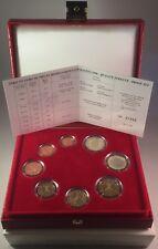 Monaco Euro Münzen Kursmünzensatz 2006 Polierte Platte PP