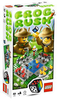 LEGO Games #3854 - Frog Rush - Collector 2011 - 100% NEW / NEUF - SEALED