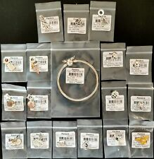 Pandora 17 Harry Potter Charms and Bracelet ALL 2019+2020 HP items S925 ALE