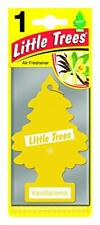 LITTLE TREES Car Air Freshener Hanging Paper Tree for Home or car, Vanillaroma