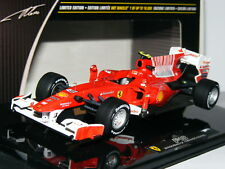 Hot Wheels Elite T6266 Ferrari F10 Fernando Alonso 2010 Bahrain GP 1/43