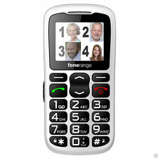 Fonerange Big Button for Visually Impaired Elderly OAP Large Display SOS Funct