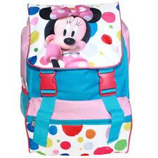 Zaino Scuola Disney Minnie Mouse 2015 Estensibile in Tessuto 41x28x13cm