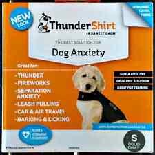 THUNDERSHIRT FOR DOG ANXIETY GRAY SIZE Small 15-25 lbs NIB! CHRISTMAS GIFT!