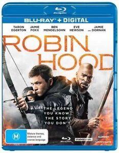 Robin Hood - Blu-ray - Like New