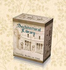 230 Rare Gothic Medieval Architecture Books on DVD Castle Church European Art 20