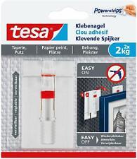 TESA AGEL Colla per carta da parati di pulizia, regolabile, alimentazione, Set di 2, 77777-00000