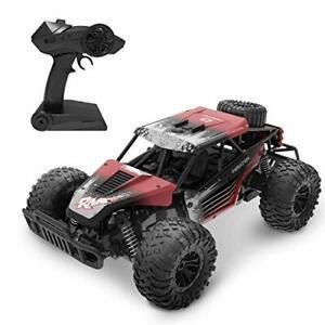DEERC RC Ferngesteuertes Auto DE37 für Kinder,1:16 Spielzeug Car mit 2,4 Ghz