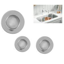 Sink Strainer Kitchen Stainless Steel Waste Filter Basin Food Bath Hair Catcher