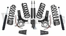 "Lift Kit Dodge Ram 1500 2009-2017 2wd 7"" Maxtrac Spindles Coils Spacers Shocks"
