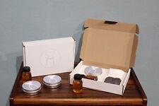 Möbel Pflege-Set Wachs Leinöl für Holzmöbel / teak, rosewood