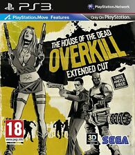 The House of the Dead: Overkill   move   PS3