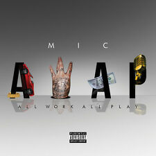 M.I.C. - A.W.A.P. [New CD] Explicit, Digipack Packaging