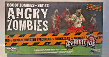 Zombicide Angry Zombies Box-Set # 3 OVP / MiB inkl. Versand in D
