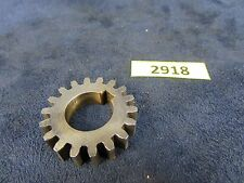South Bend 9A/10K Quick Change Gear Box 18T Cone Gear MPN: PT615K18NK1  (#2918+)